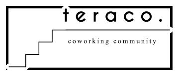 teraco. - 山梨県都留市のコワーキングコミュニティ